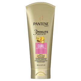 Pantene Pro-V 3 Minute Miracle Daily Conditioner - Curl Perfection - 180ml