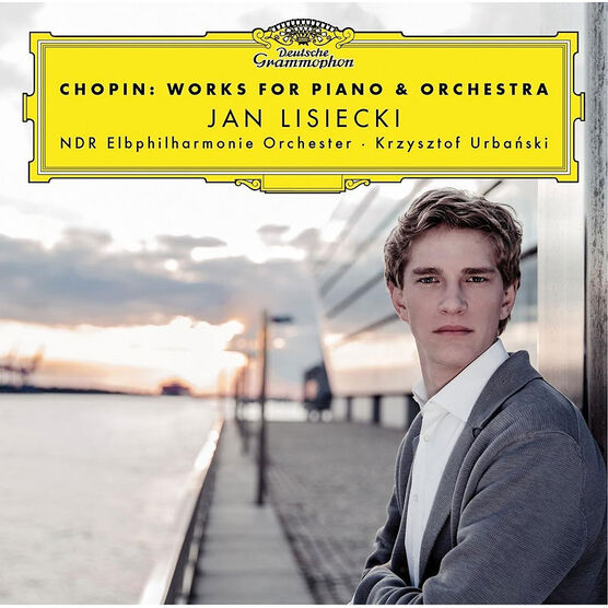 Jan Lisiecki - Chopin: Works for Piano and Orchestra - CD
