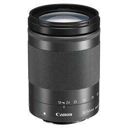 Canon EF-M 18-150mm f/3.5-6.3 IS STM Lens - 1375C002