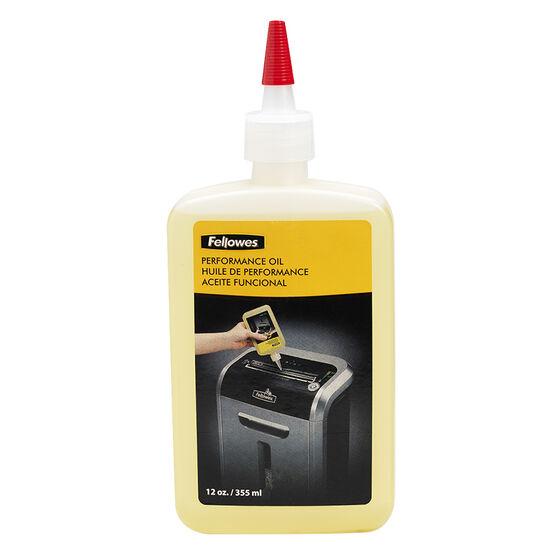 Fellowes Powershred Lubricant Cutter Oil for Confetti-Cut Shredders - 35250