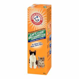 Arm & Hammer Cat Litter Deodorizer Powder - 500g
