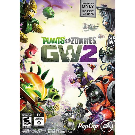 PC Plants Vs Zombies: Garden Warfare 2