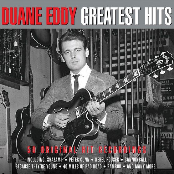 Duane Eddy - Greatest Hits - 2 CD