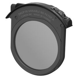 Canon Drop-In Variable Neutral Density Filter for Canon RF Lenses - 3446C001
