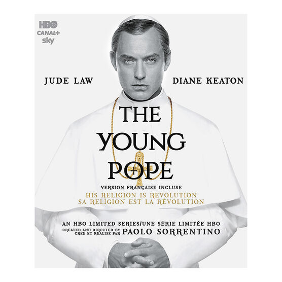 The Young Pope - Blu-ray