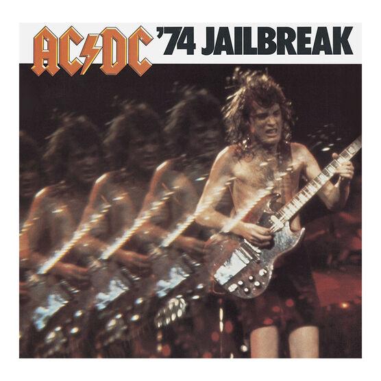 AC/DC - '74 Jailbreak - 180g Vinyl