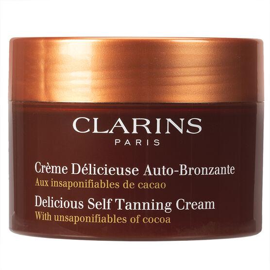 Clarins Delicious Self Tanning Cream - 150ml