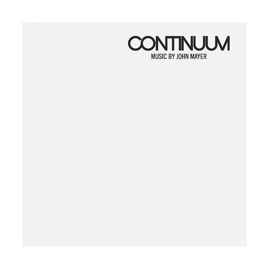 John Mayer - Continuum - Vinyl