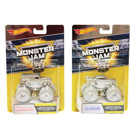 Hot Wheels Monster Jam 25th Anniversary Assortment