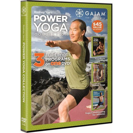 Gaiam: Rodney Yee'S Power Yoga Collection - DVD