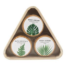 Bare Naturals Body Gift Set - Mandarin Mint - 3 piece