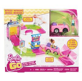 Barbie On The Go Car Wash - FHV91