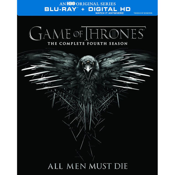 Game of Thrones: Season 4 - Blu-ray
