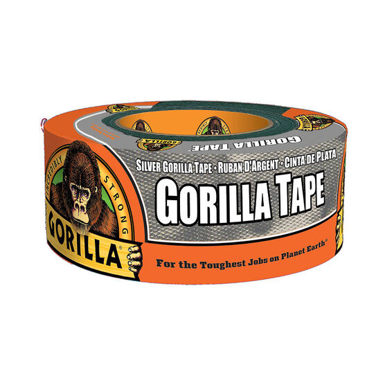Gorilla Tape - Silver - 12yds