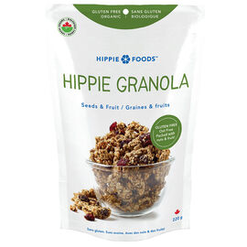 Hippie Granola - Seeds and Fruit - 220g