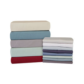 Royal Living Bed Sheets Flat - 450 Thread Count