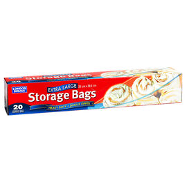 London Drugs Storage Bags - Extra Large - 20's