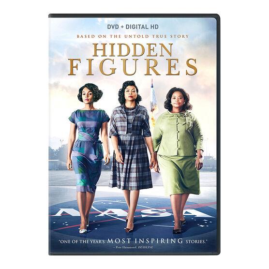 Hidden Figures - DVD