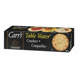 Carr's Table Water Crackers - 125g