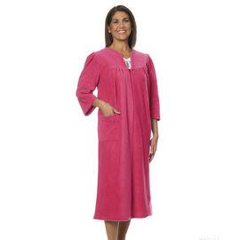 Silvert's Open Back Polar Fleece Robe - Small - XL