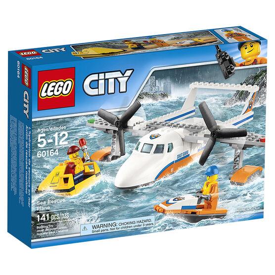 LEGO City - Sea Rescue Plane