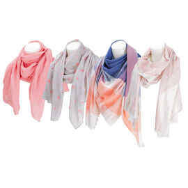 Star&Rose Chic Scarf - Assorted