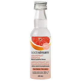 SodaStream Fruit Drops - Grapefruit - 40ml
