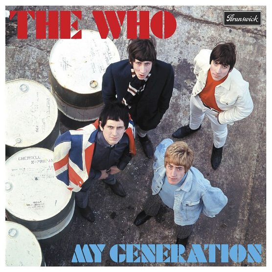 The Who - My Generation - 180g Vinyl