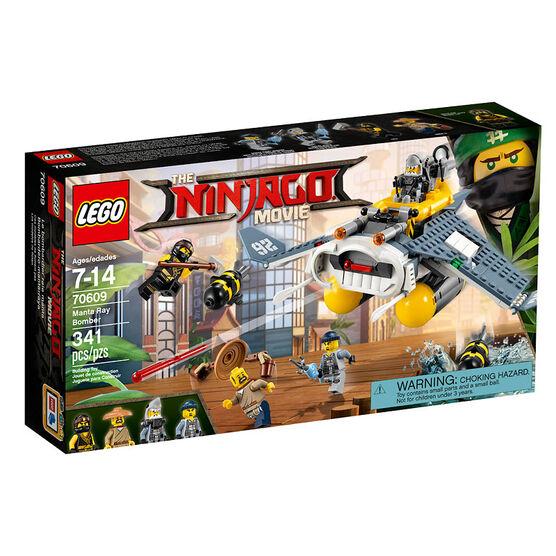 LEGO Ninjago Movie - Manta Ray Bomber