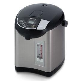 Tiger Water Heater - Stainless Steel - 3L - PDU-A30U