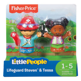 Fisher Price Little People Lifeguards