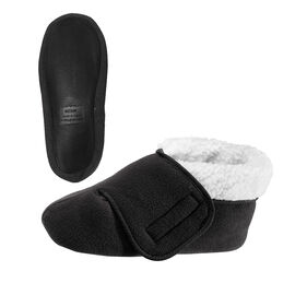 Silvert's Wide/Deep Fleece Booties