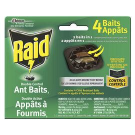 Raid Ant Baits Double Control