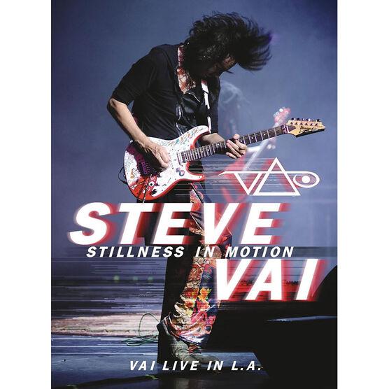 Steve Vai - Stillness in Motion - DVD