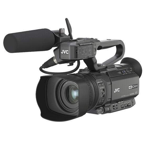 JVC GY-HM200U 4K Compact Handheld Camcorder - GY-HM200U