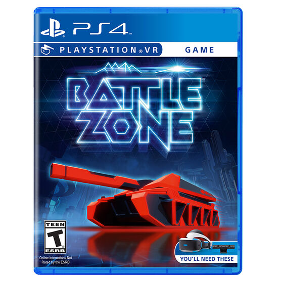 PS VR Battlezone