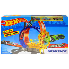 Hot Wheels Energy Track