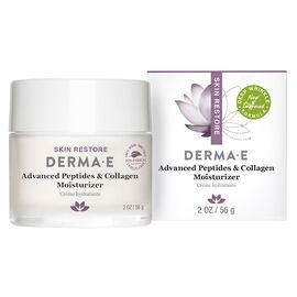 Derma E Skin Restore Advanced Peptides & Collagen Moisturizer - 56g