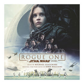 Soundtrack - Rogue One: A Star Wars Story - Vinyl