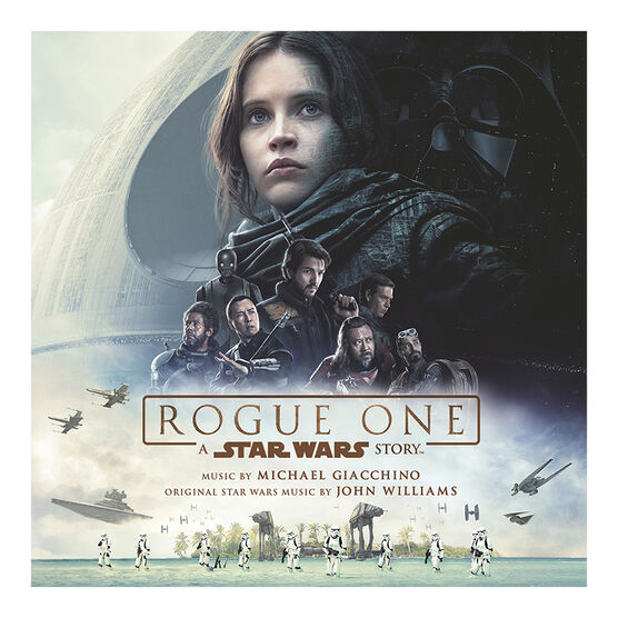 Soundtrack - Rogue One: A Star Wars Story - Vinyl