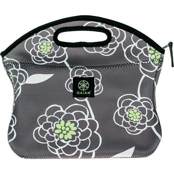Gaiam Lunch Clutch  Citron