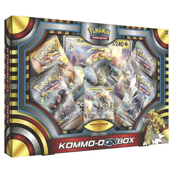Pokemon TCG - Kommo-o-GX Box - Assorted