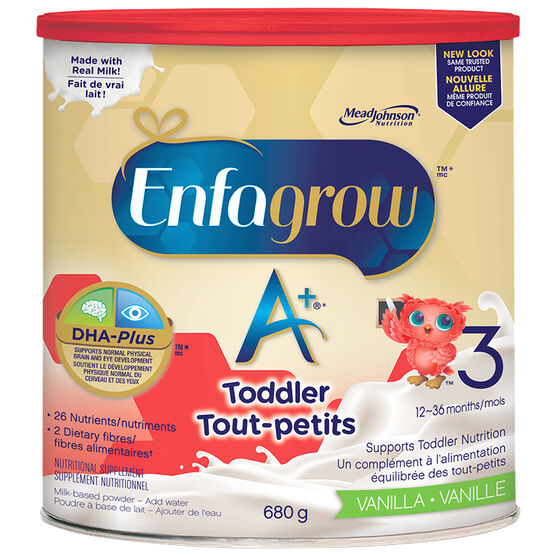 Enfagrow A+ - Vanilla - 680g