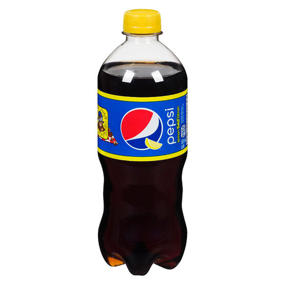 Pepsi Lemon Twist - 591ml