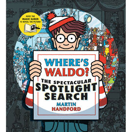 Where's Waldo: The Spectacular Spotlight Search by Martin Handford