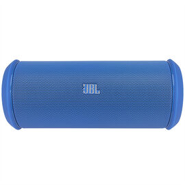 JBL Flip II Bluetooth Portable Speakers - Blue - JBLFLIPIIBLUAM
