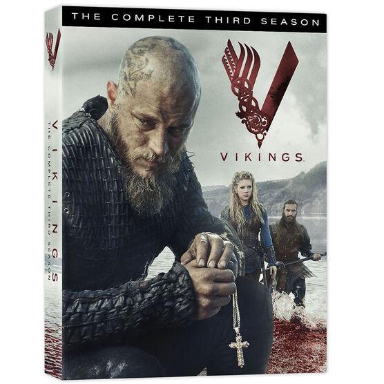 Vikings: Season 3 - DVD