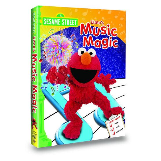 Sesame Street: Elmo's Music Magic - DVD