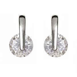 Nine West Silver Stud Earrings