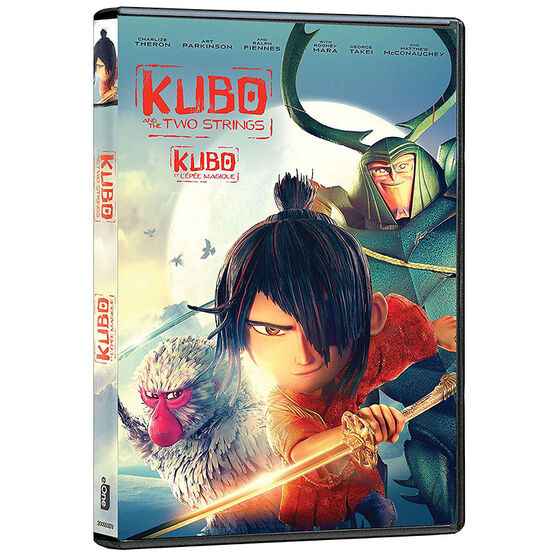 Kubo and the Two Strings - DVD